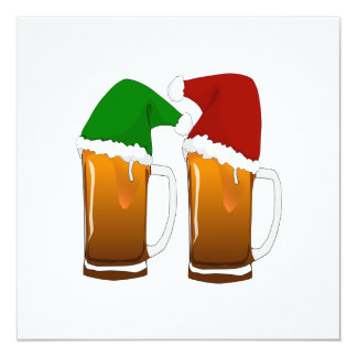 Christmas Beer Cheer Card