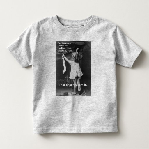 Christmas Begun - Kid's T-Shirt #1