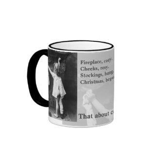 Christmas Begun - Mug #2 mug