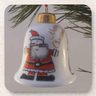 Christmas Bell Bauble Coaster