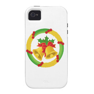 Christmas Bell iPhone 4/4S Covers