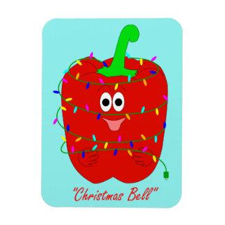 Christmas Bell Magnet