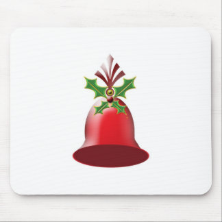 Christmas Bell Mouse Pad