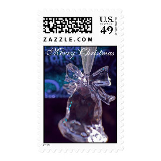 Christmas Bell Postage