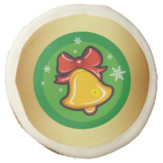 Christmas Bell Sugar Cookie