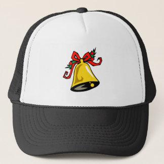 Christmas Bell Trucker Hat