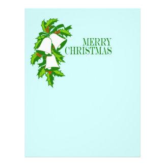 "Christmas Bells 8.5"" X 11"" Flyer"