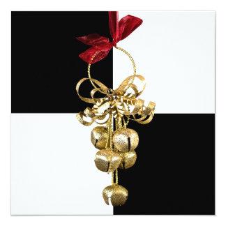 Christmas Bells Formal Invitation
