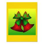 Christmas Bells IV Custom Announcement