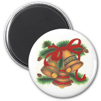 Christmas Bells Magnet