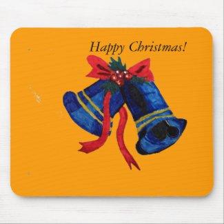 Christmas Bells Mousepad mousepad
