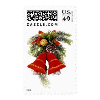Christmas Bells Postage 1med