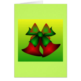 Christmas Bells V Greeting Card