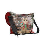 Christmas - Bengal Cat - Jack Courier Bags