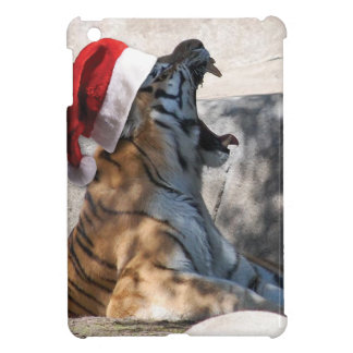 Christmas Bengal Tiger Case For The iPad Mini