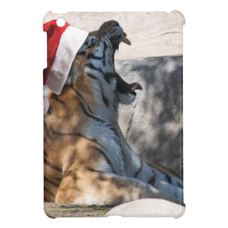 Christmas Bengal Tiger Cover For The iPad Mini