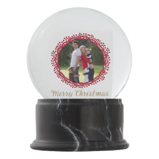 Snow Globes for Christmas Home Décor