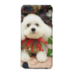 Christmas - Bichon Frise - Abby iPod Touch 5G Covers