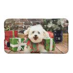 Christmas - Bichon Frise - Missy Samsung Galaxy S2 Case