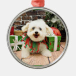 Christmas - Bichon Frise - Missy Ornaments