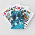 Christmas Bicycle Playing Cards