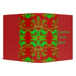 Christmas binders binder