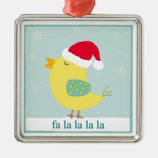 Christmas Birdie Ornament