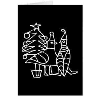 **Christmas BirDs** Card