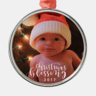 Christmas Blessing Ornament