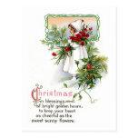 Christmas Blessing Postcard