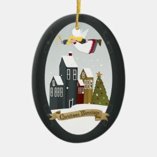 Christmas Blessings Angel | Ornament