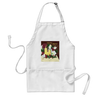 Christmas Blessings apron