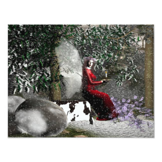 Christmas-Blessings Card