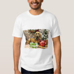 Christmas - Bloodhound - Penney Tee Shirts