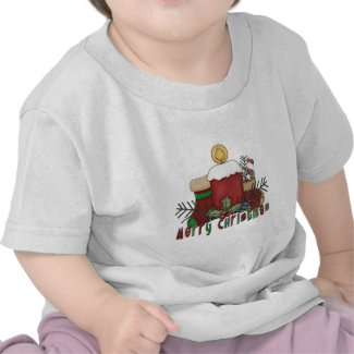 Christmas Boots shirt