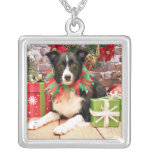 Christmas - Border Collie - Kinnick Necklaces