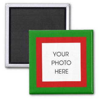 Christmas Border Fridge Magnet