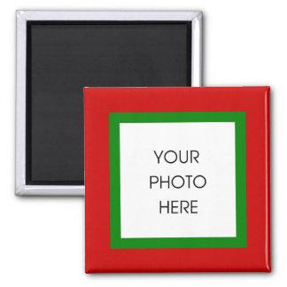 Christmas Border Magnet