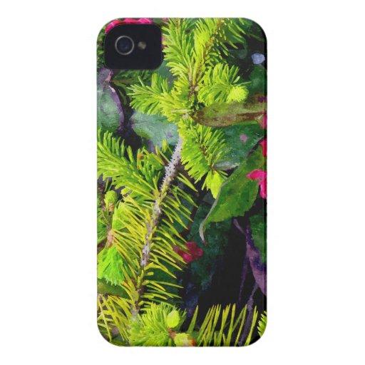 Christmas Bough Case-Mate Blackberry Case