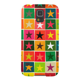 christmas boxed stars galaxy s5 cover