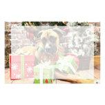 Christmas - Boxer - Vinny Stationery Design