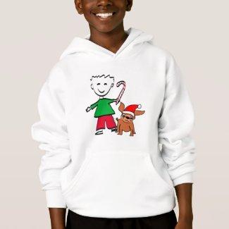 Christmas Boy Sweatshirt
