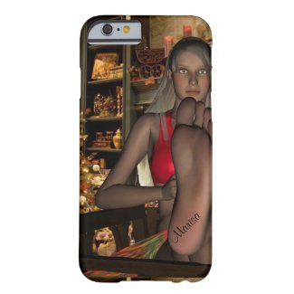 Christmas Break Barely There iPhone 6 Case