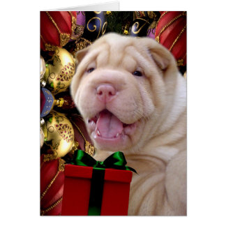Christmas Brings Heaven To Earth Card