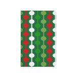 Christmas Bubble Stripe Journals