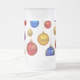 Christmas Bubbles Mugs