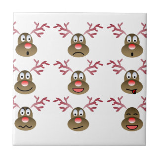 Christmas buck tile