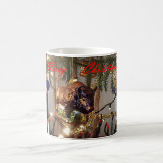 Christmas Buffalo-Classic White Mug-Design#3 Coffee Mug