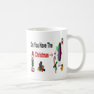 Christmas Bug Coffee Mug