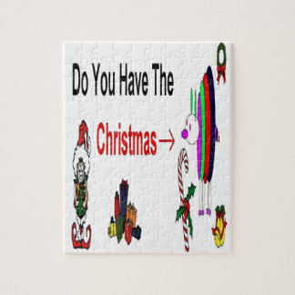 Christmas Bug Jigsaw Puzzles